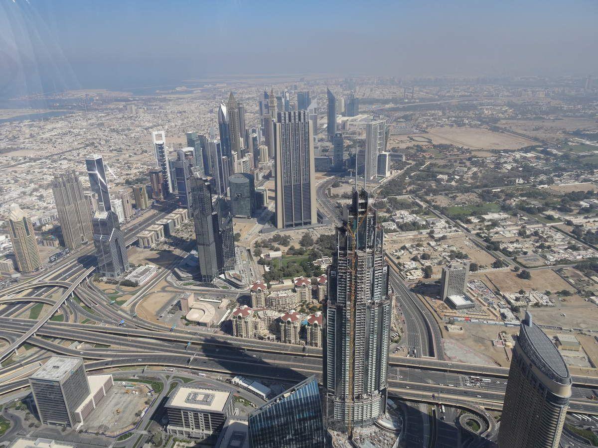 Dubaï et les sports extrêmes