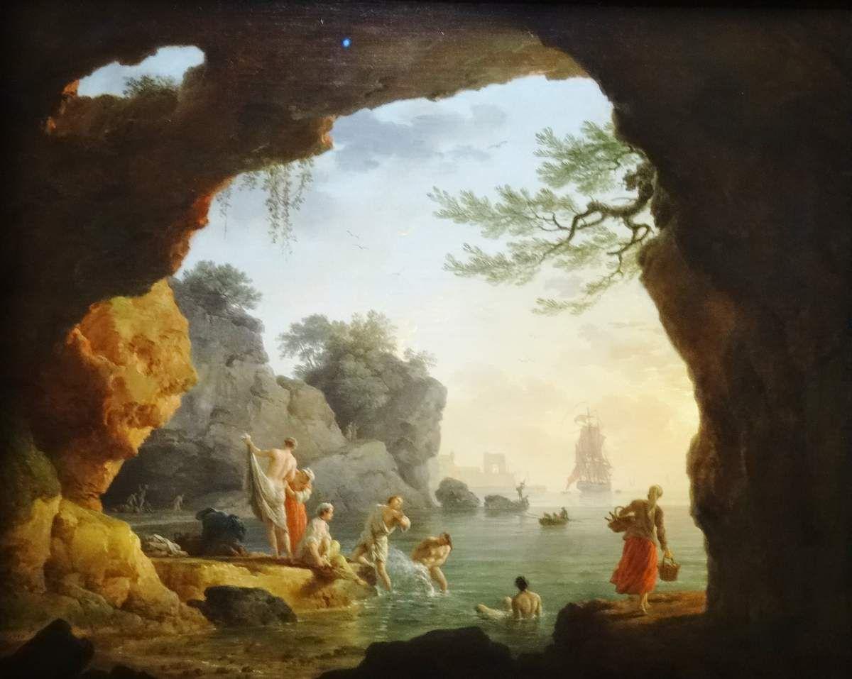 Horace Vernet-Pannini-Rubens
