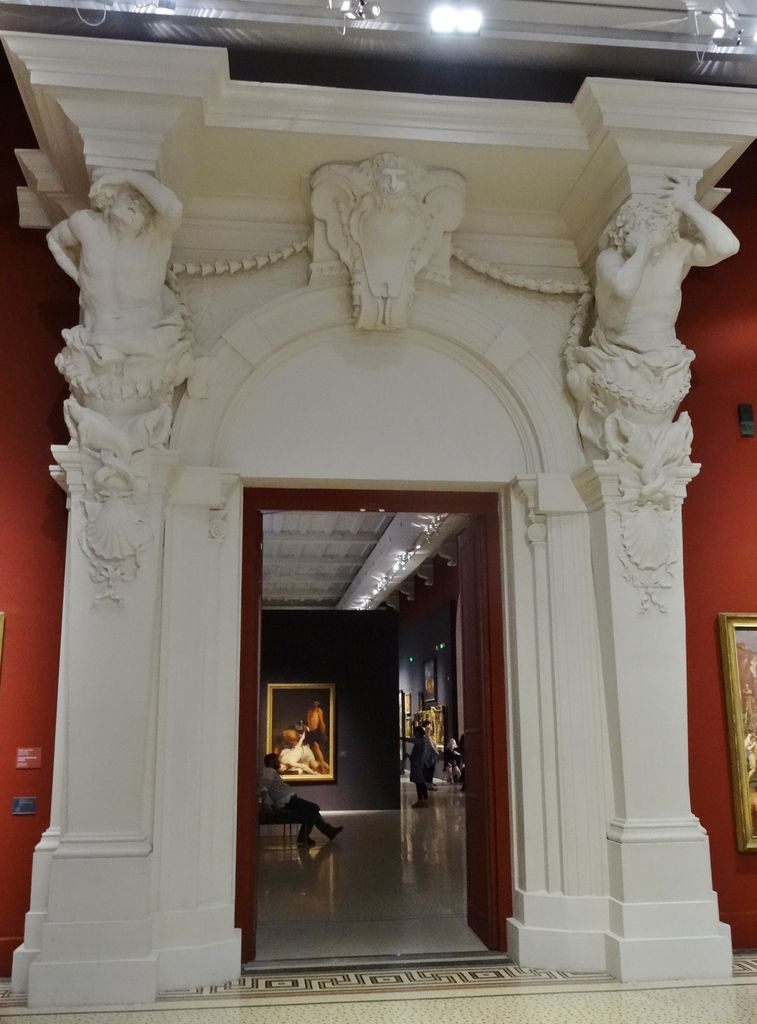 Rubens, Puget, Hubac, Carli, Barbieri, témoignent de la diversité des oeuvres exposées