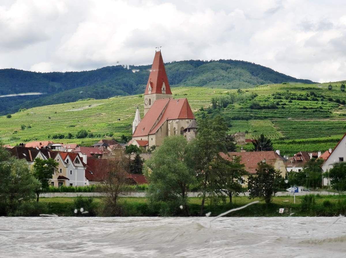 Le long de la Wachau