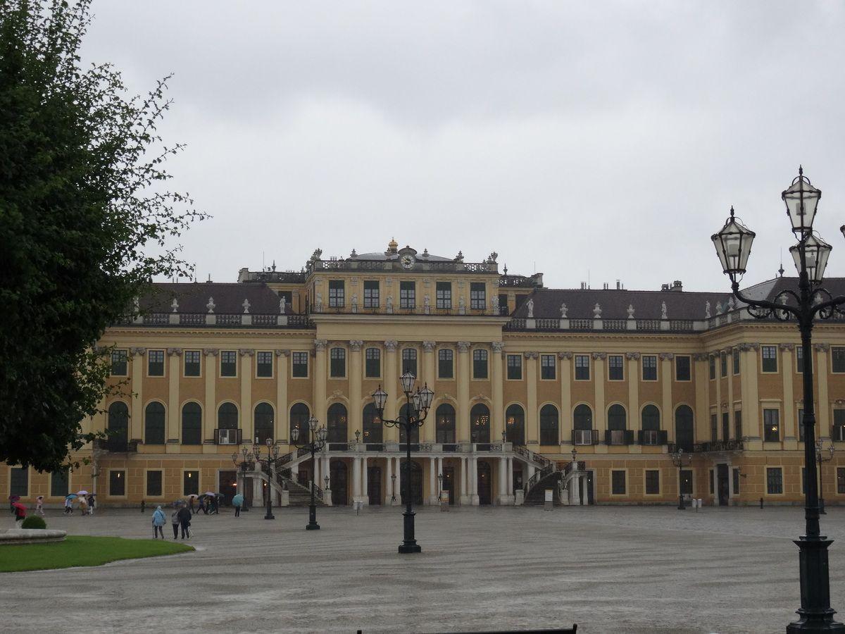 Vienne (descente du Danube)