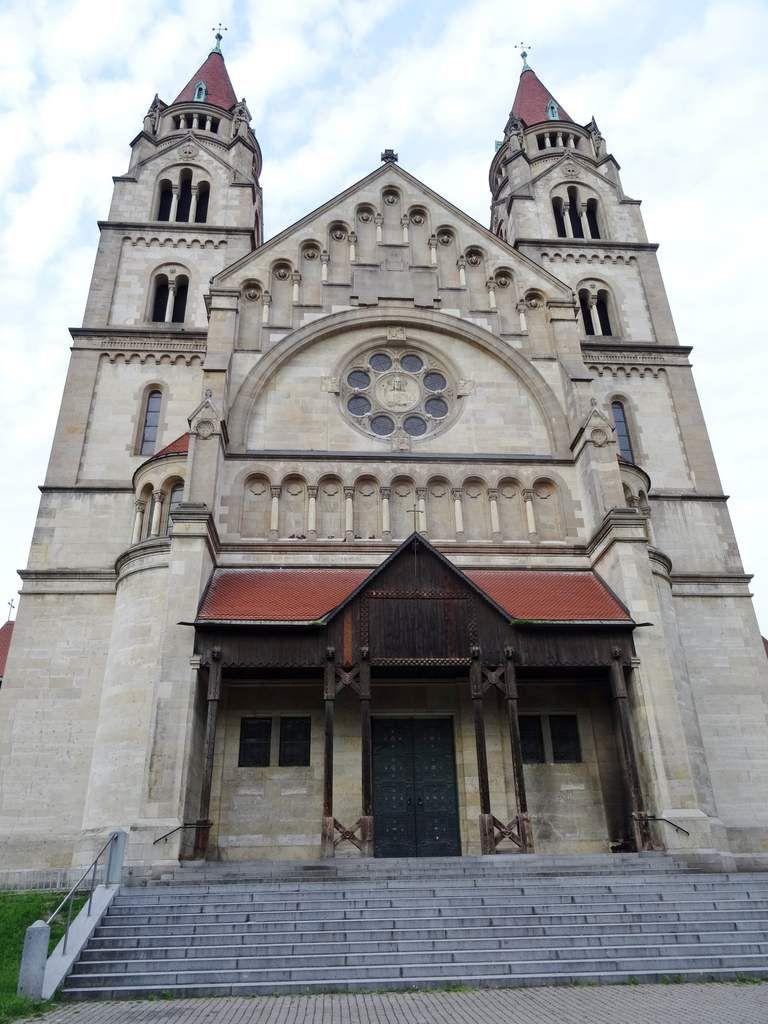 L'église Saint François d'Assise