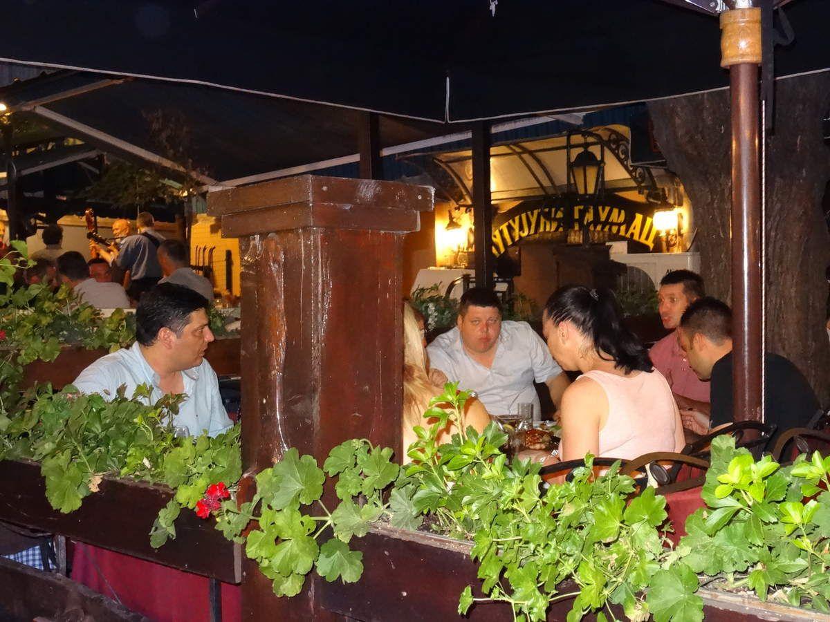 Belgrade : le jour et la nuit