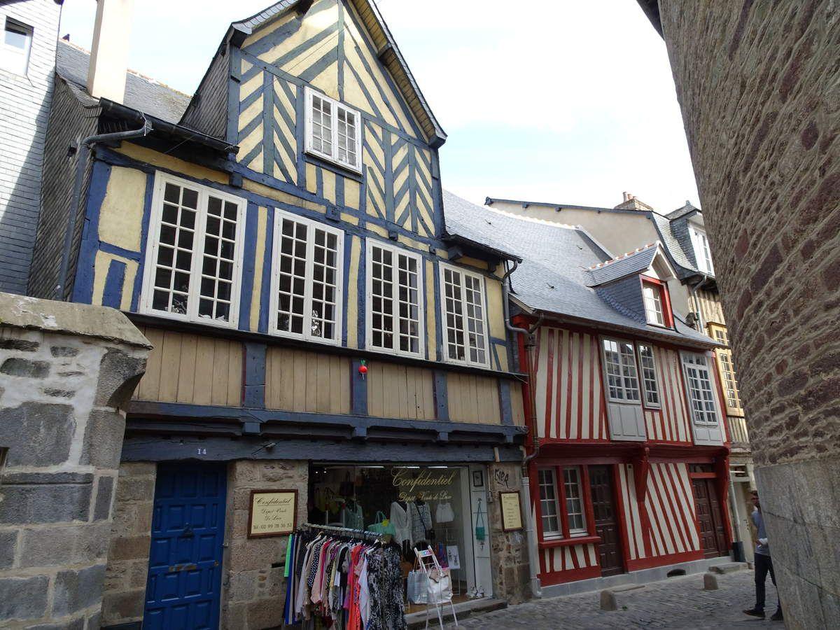 Voyage en Bretagne : Rennes