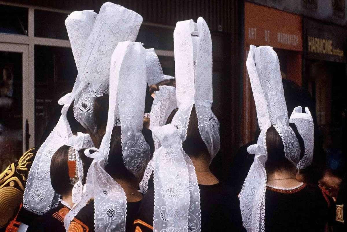 Quimper : Le festival de Cornouaille