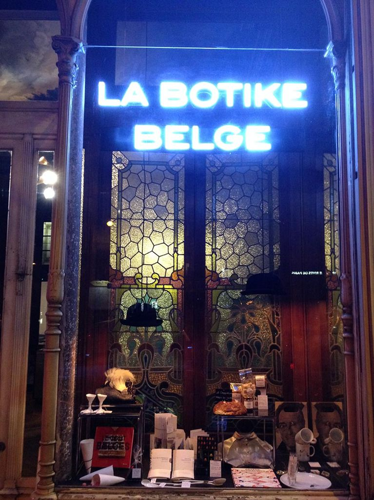2016 La Botike Belge