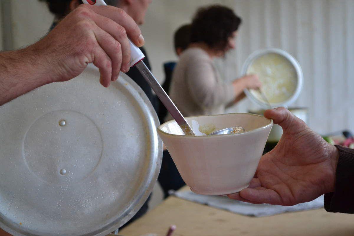 """""""Faites de la soupe"""" : inscription au concours"""