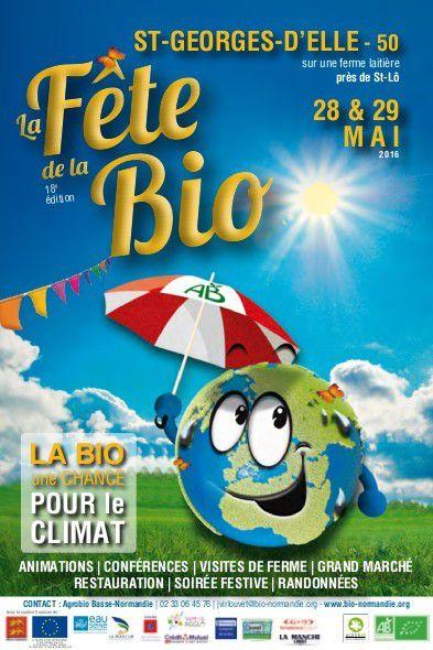 Mange tes légumineuses à la fête de la bio, le 28 &amp&#x3B; 29 mai