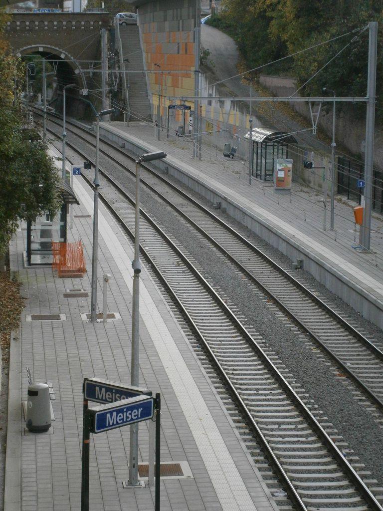 Plasky: au bout du tunnel, une gare Meiser mieux desservie!