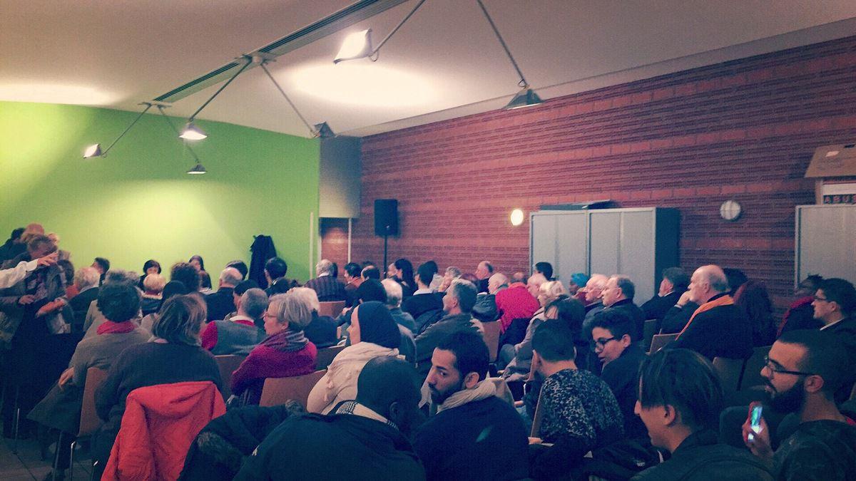 Succès pour la soirée-débat « radicalisme dans nos quartiers : comprendre et agir pour le vivre ensemble » !