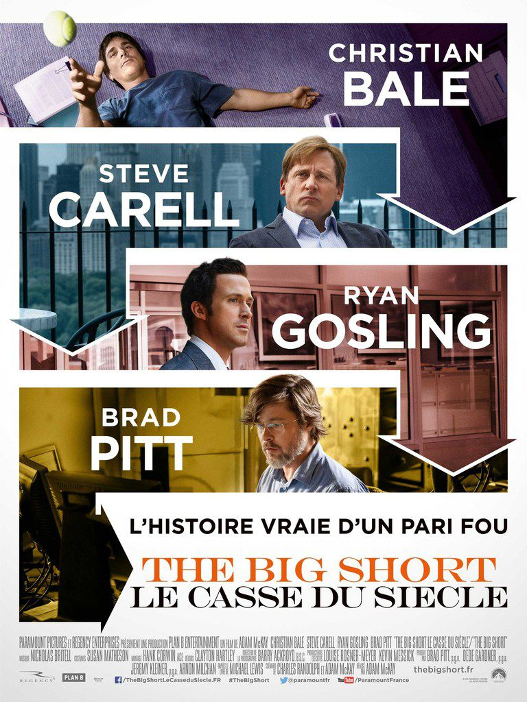 THE BIG SHORT – CHRISTIAN BALE