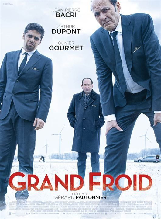 GRAND FROID – Jean-Pierre Bacri