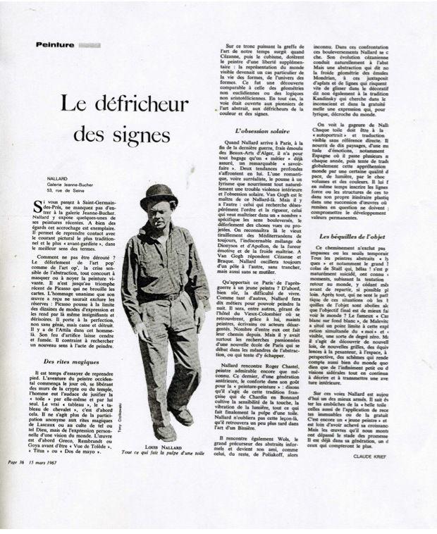 Louis Nallard (1918-2016)