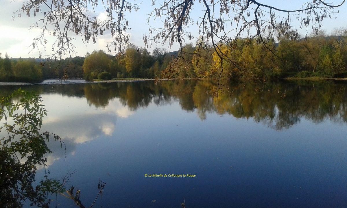 Jolie balade d'automne en Vallée de La Dordogne