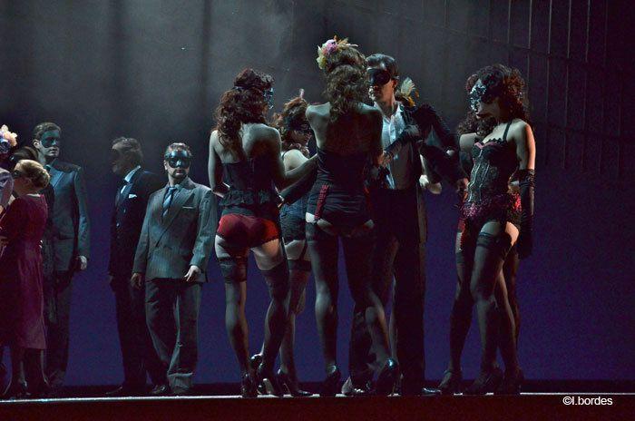 Photos originales de l'opéra de Verdi «UN BALLO IN MASCHERA » Un Bal Masqué» à l'Opéra-Théâtre de Metz Métropole-(Ven 5 et Mar 9 juin 2015 à 20h et Dim 7 à 15h )