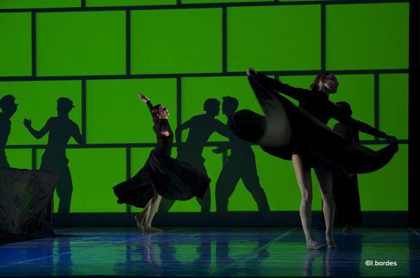 Photos originales des ballets «CARMINA BURANA / LA MAISON DE BERNARDA ALBA» à l'Opéra-Théâtre de Metz Métropole-du 16 au 18 Octobre 2015
