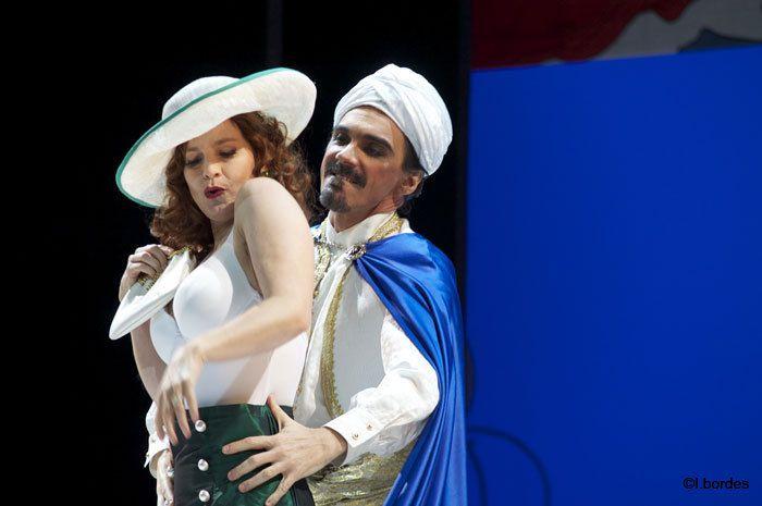 Photos originales des ballets «Il Turco in Italia » de Rossini à l'Opéra-Théâtre de Metz Métropole- 22 novembre 2015 à 15h ,  24 et 26 novembre à 20h