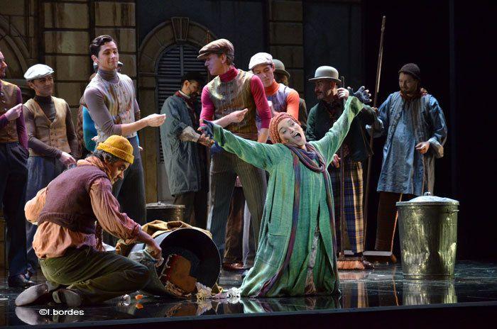 Photos originales de la Comédie musicale «MY FAIR LADY» à l'Opéra-Théâtre de Metz Métropole- (- à 20h : les Ven 18 décembre 2015 , sam 19 et jeu 31 ; -à 15 h : sam 26 , dim 27 et ven 1er )