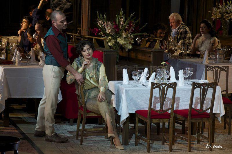 Photos originales de l'opéra «CAPRICCIO » de Richard Strauss à l'Opéra-Théâtre de Metz Métropole- (ven.29 jan 2016 à 20h, dim. 31 jan. 15h, mar. 02 fév. 20h)