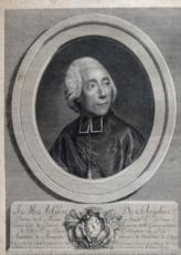abbé Joseph Marie Anne Gros de Besplas (collection particulière)