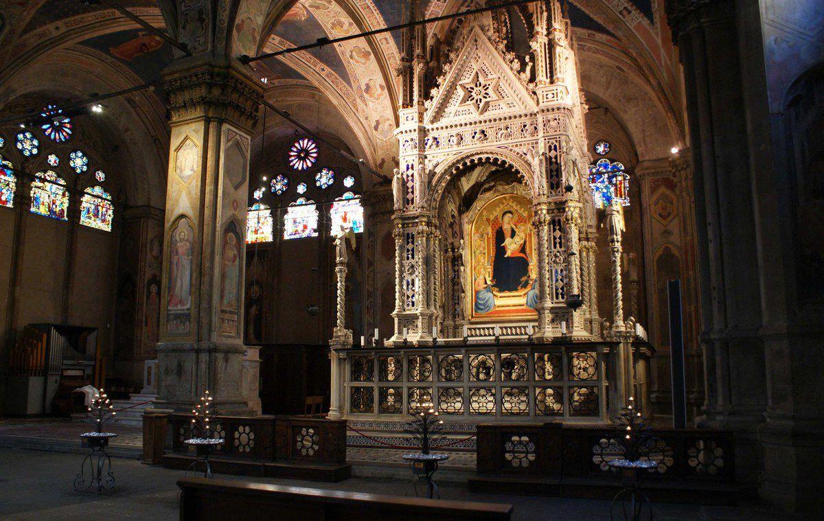 Tabernacle d'Andrea Orcagna