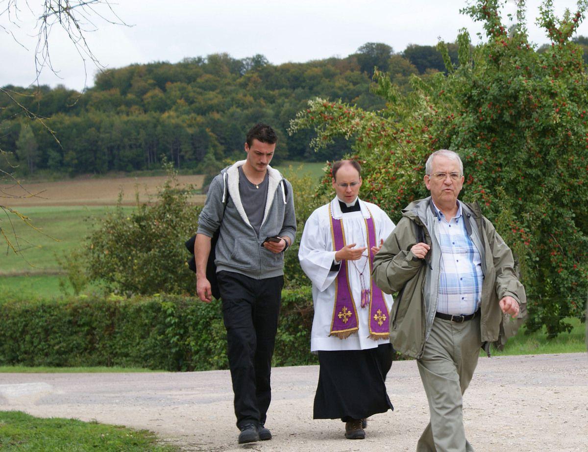 Pèlerinage à Domrémy-la-Pucelle, Hommage à Sainte Jeanne d'Arc, FSSPX