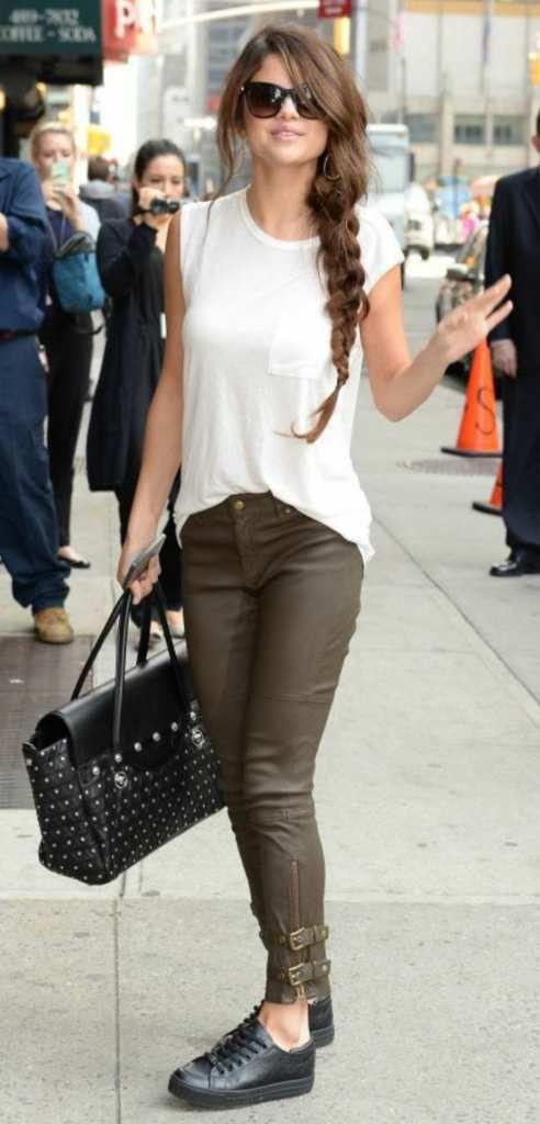 Le look de Selena Gomez