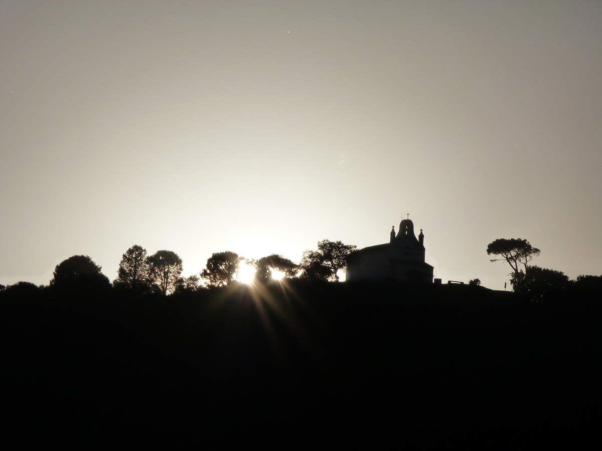 Août 2013, Chapelle de la Salette, Banyuls sur Mer