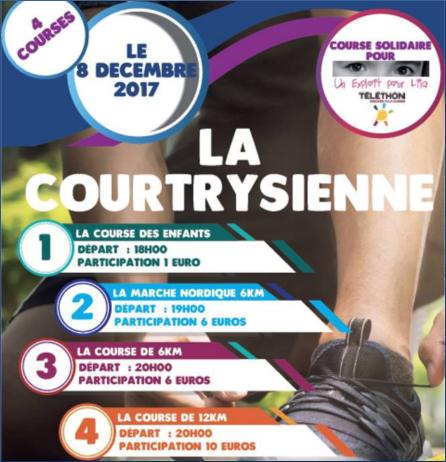 [08/12/2017] La Courtrysienne
