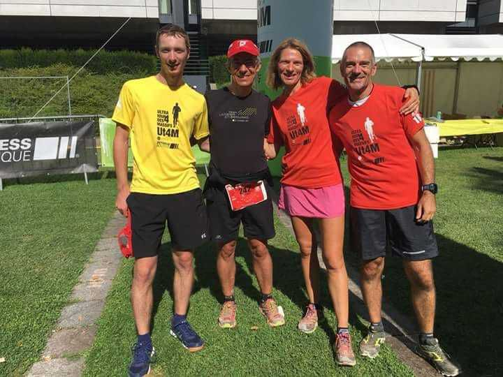 [23 & 26/08/2018] Ultra Tour des 4 Massifs