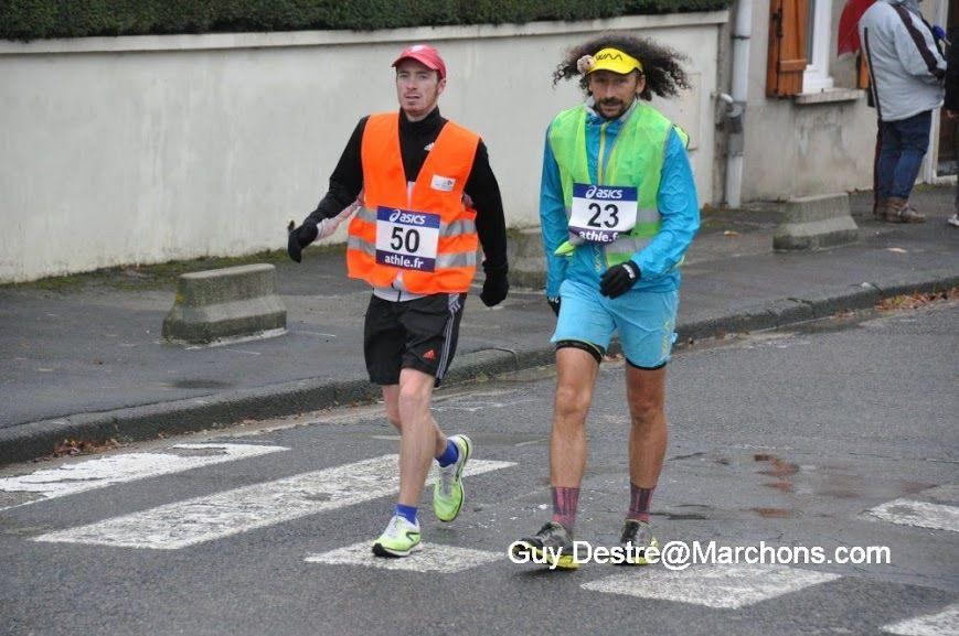 [25/11/2018] 8h de Marche d'Etampes-sur-Marne