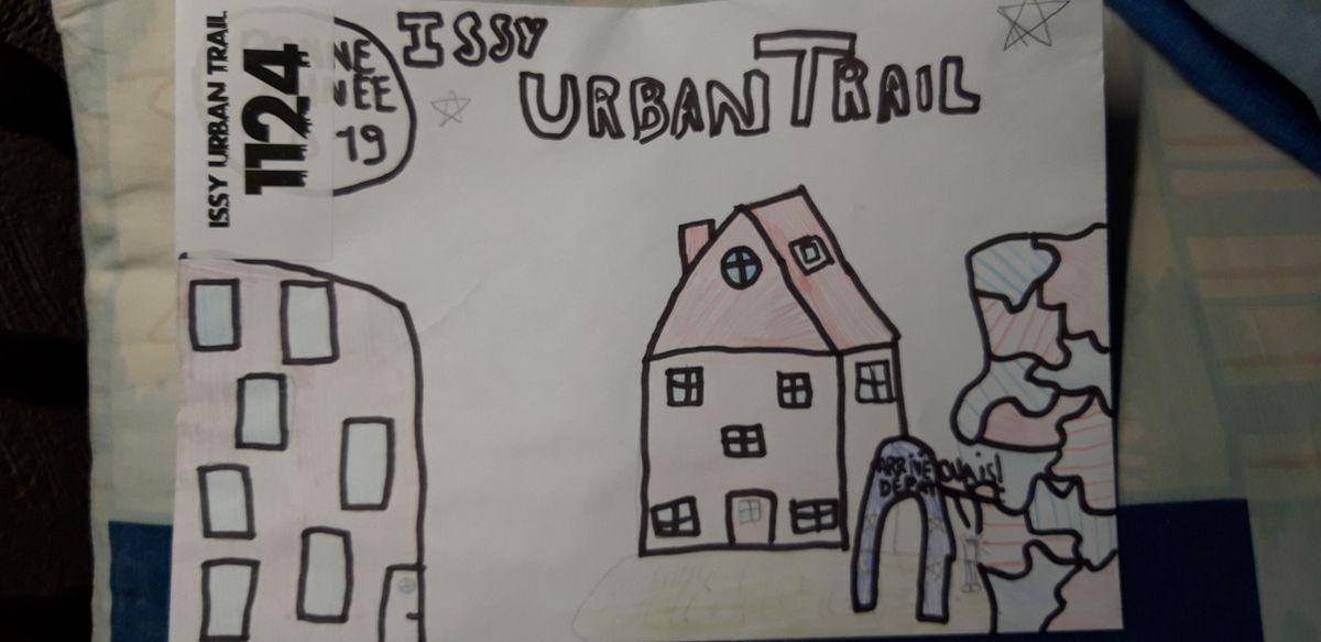 [02/02/2019] Issy Urban Trail