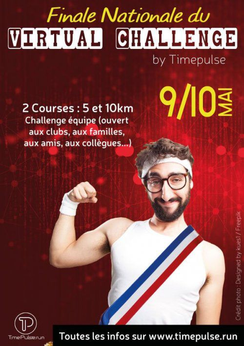 [10/05/2020] Finale Nationale du Virtual Challenge by TimePulse