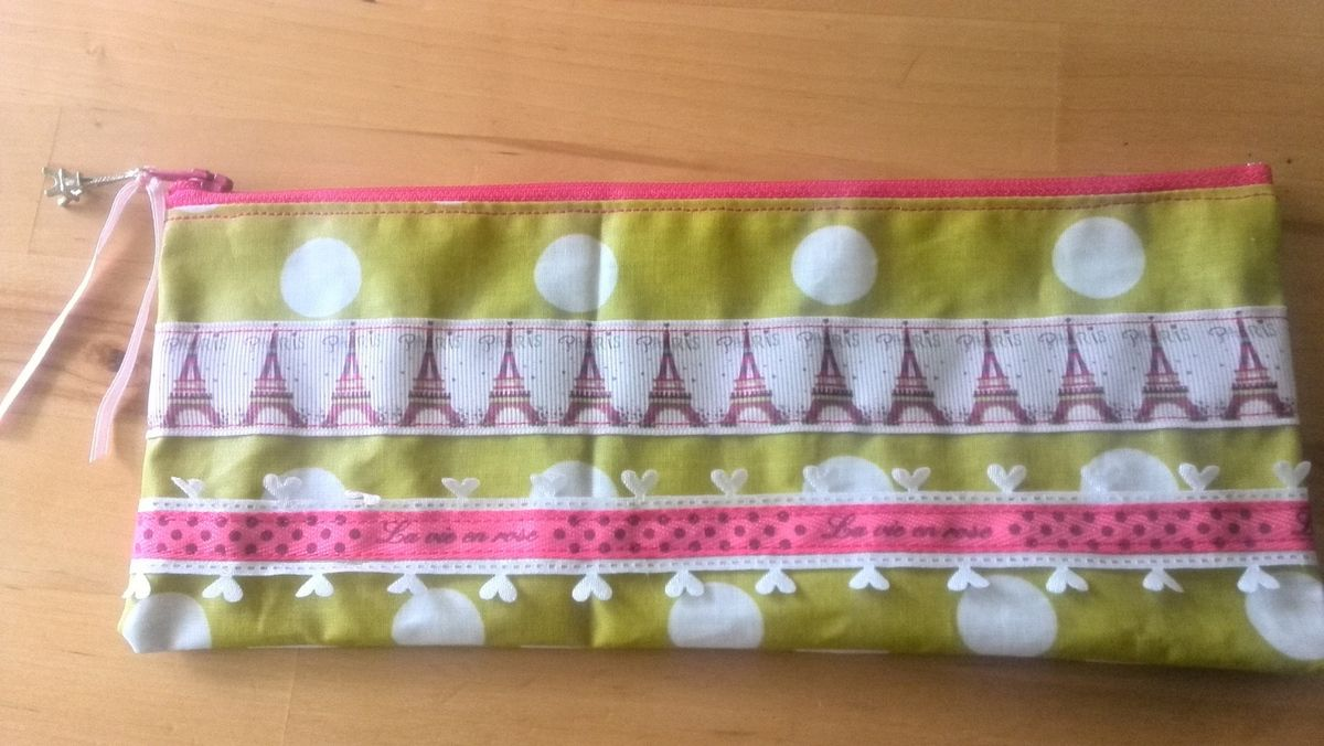 Trousse &quot&#x3B;Paris&quot&#x3B;