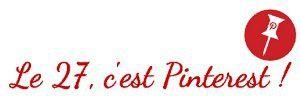 Porte-clés surprise # Le 27 c'est Pinterest! #