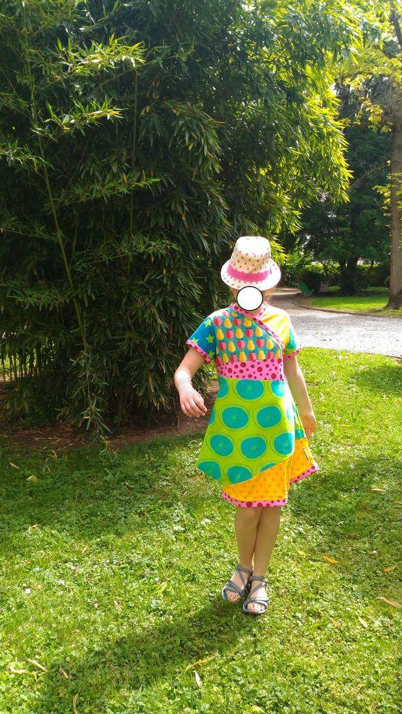 LA robe acidulée de l'été   # Le 27 c'est Pinterest! #