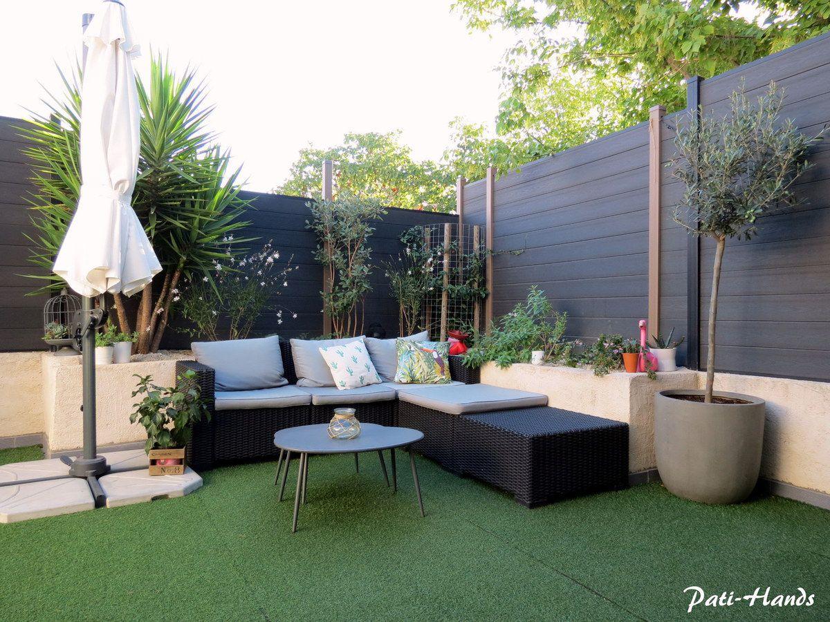 Salon de jardin Moorea d'Allibert