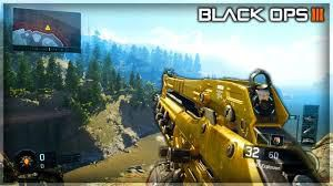Sortir de la carte Redwood de Black ops 3
