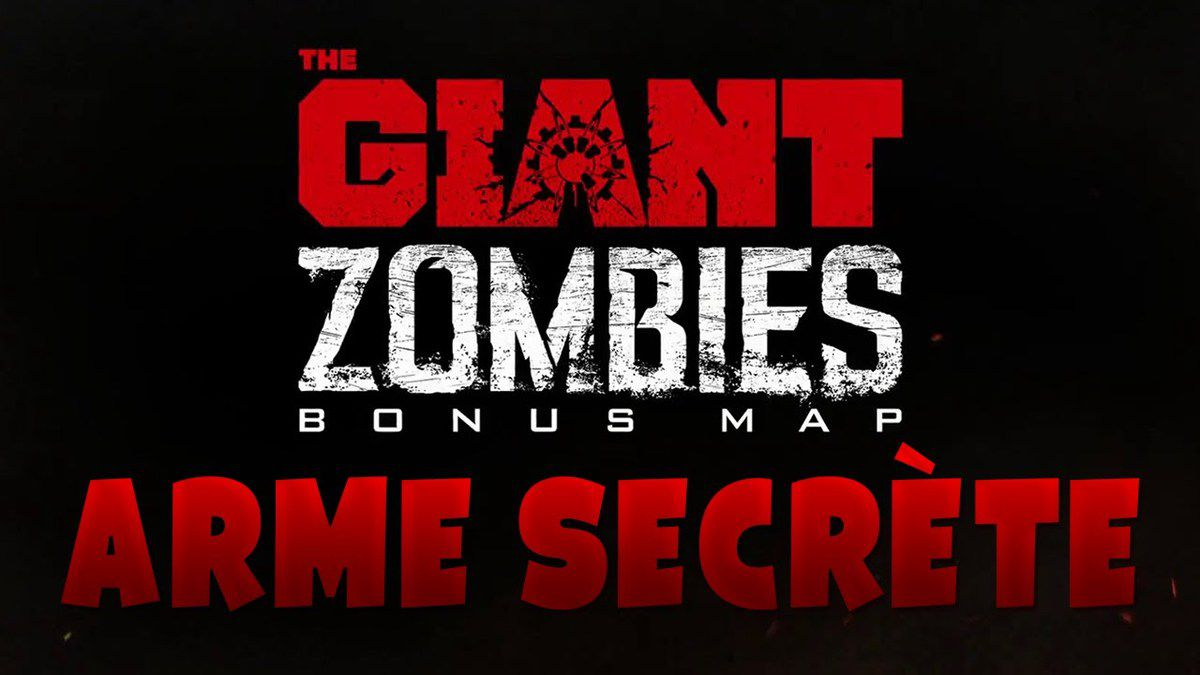 arme secrete The Giant Black ops 3