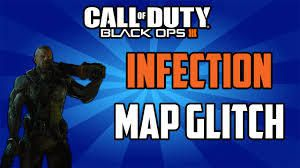 Glitch Spot infection Black ops 3