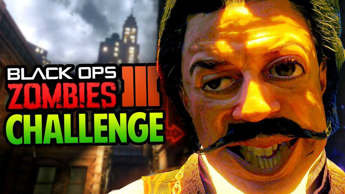 Challenge Roulette zombie Black ops 3