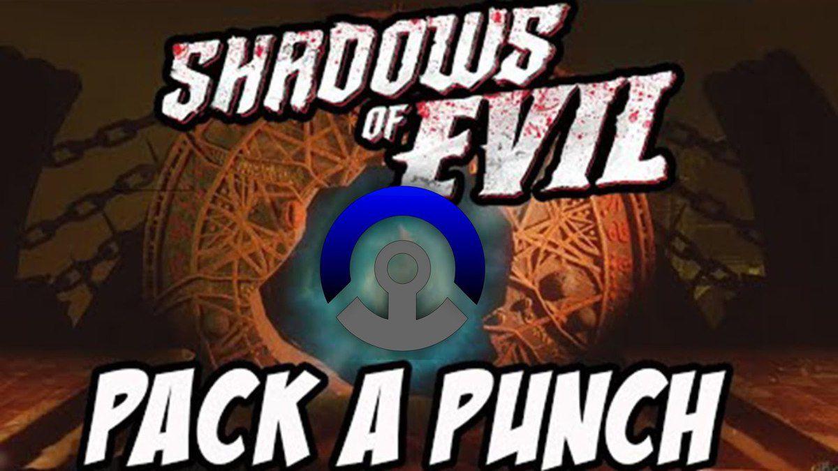 avoir le pack à punch sur Shadows of evil Bo3 astuce