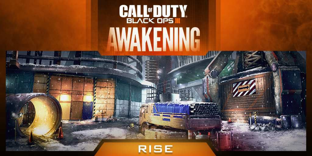 Rise Call of duty Black ops 3 Dlc AWAKENING