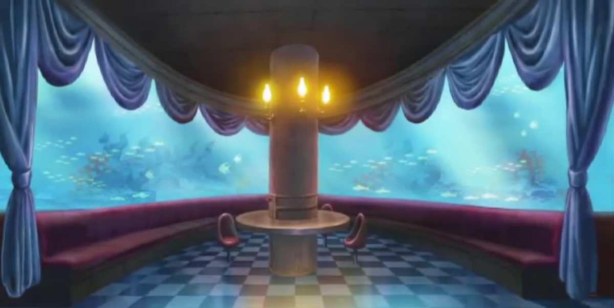 glitch aquarium