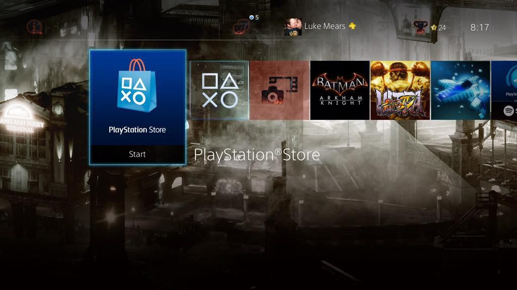 theme exclusif toutes console playstation