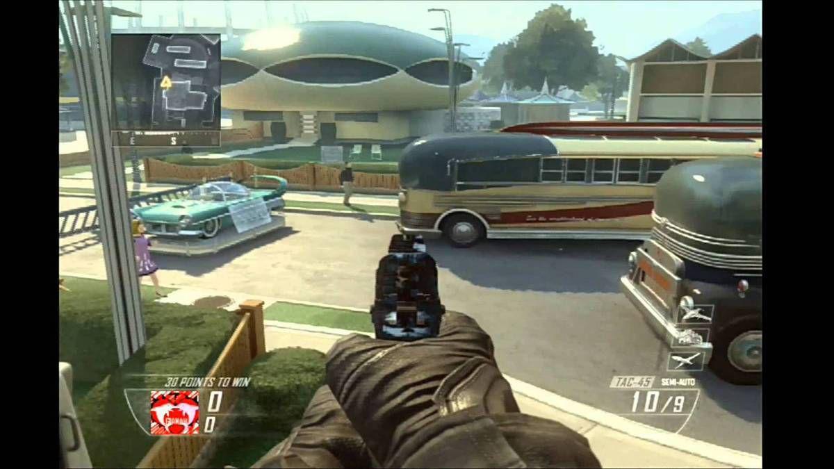 Carte Black Ops 3.Glitch Black Ops 3 Etre Invisible Sur La Carte Nuketown