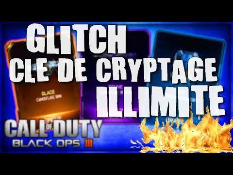 Glitch clees de cryptages bo3