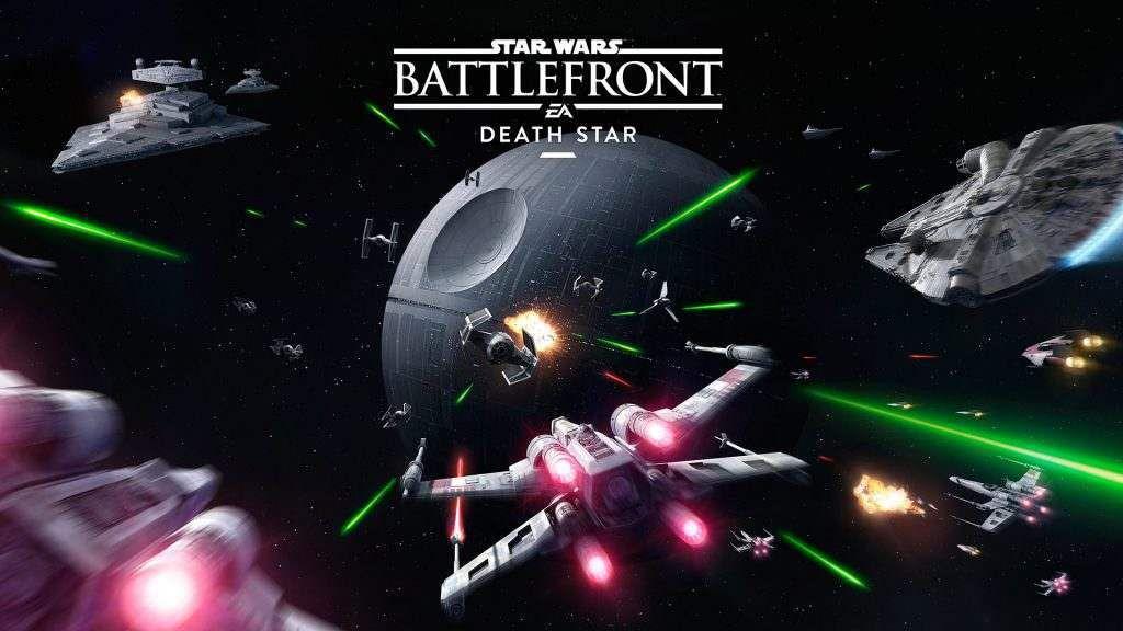 STAR WARZ BATTLEFRONT : L'étoile de la mort disponible le 5 octobre 2016.