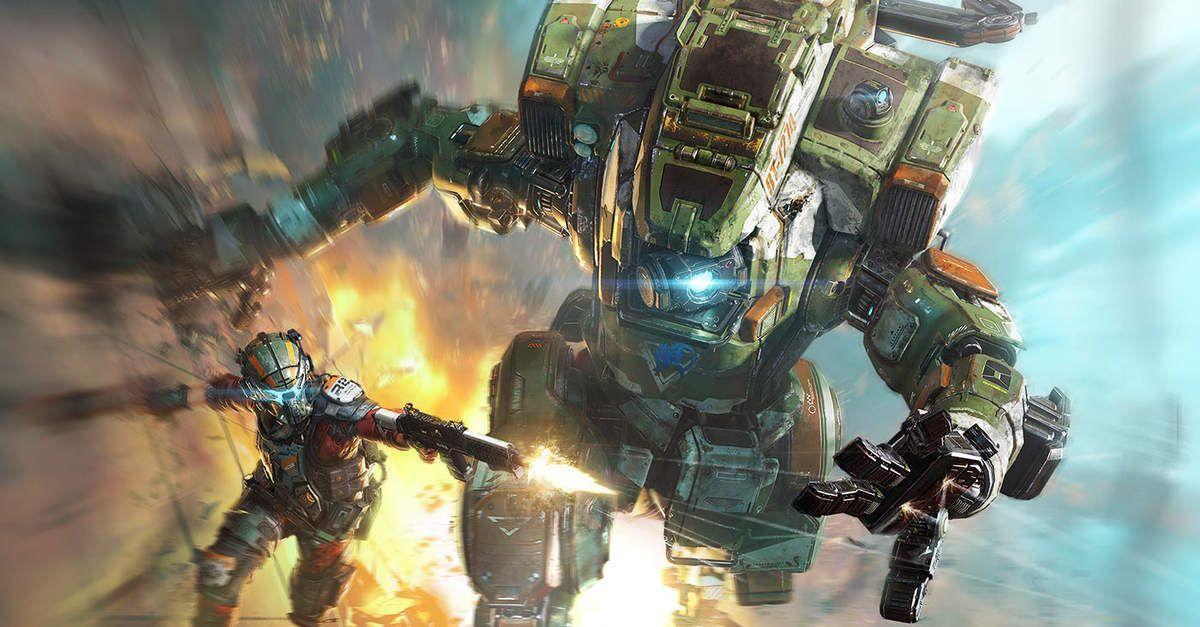 Titanfall 2 disponible le 28 octobre sur PS4, PC et Xboc One