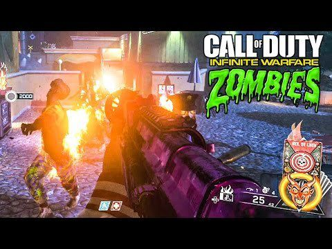 Infinite warfare Zombie